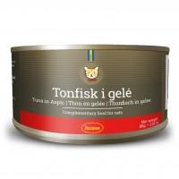 Tonfisk/Риба тон в желе