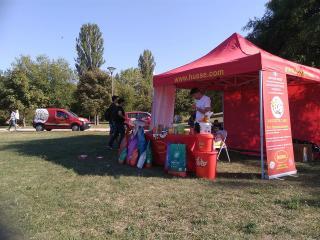 Husse почете международния ден на кучето в Южния парк в  София!