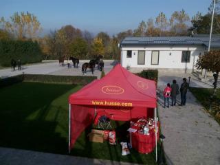 Изложба и тестиране на коне в Комплекс Тракиец,Житница